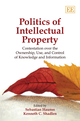 Haunss/Shadlen: Politics of Intellectual Property