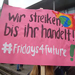 Fridays for Future Aschaffenburg 15.03.2019